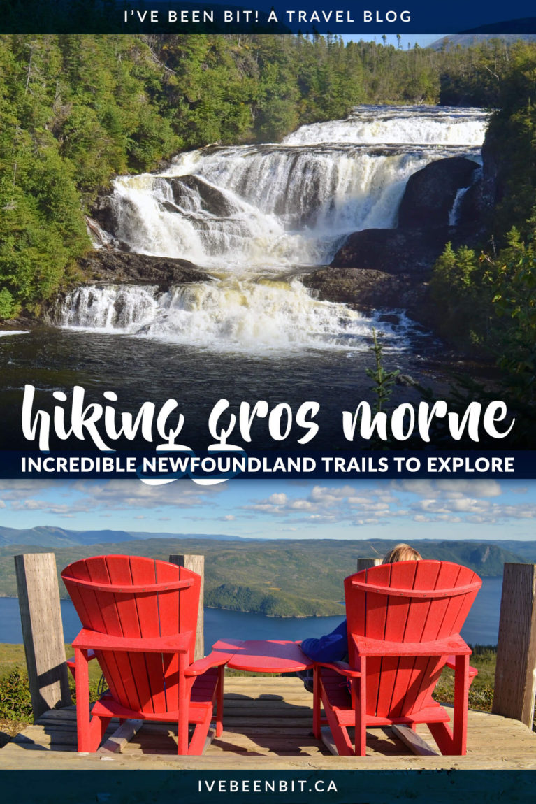 Gros Morne National Park in Newfoundland has been a UNESCO World Heritage Site for over 30 years. Inside you'll find a number of incredible hiking trails. If you're planning to travel Newfoundland you can't miss these Gros Morne National Park hiking trails! | Hiking in Newfoundland. Hiking Trails in Canada. | #Travel #Canada #Newfoundland #Hiking #NationalPark | IveBeenBit.ca