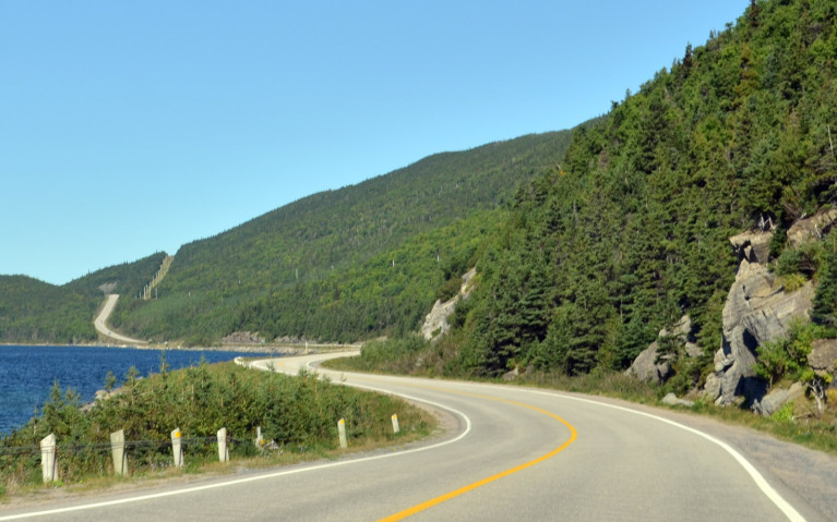 Driving into Gros Morne :: I've Been Bit! A Travel Blog