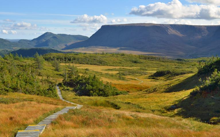 Looking Across the Tablelands :: I've Been Bit! A Travel Blog