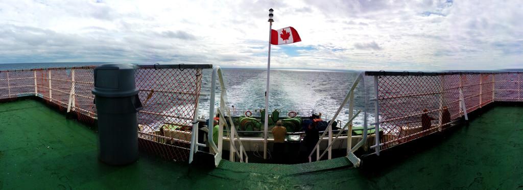 Goodbye Newfoundland and Hello Labrador!