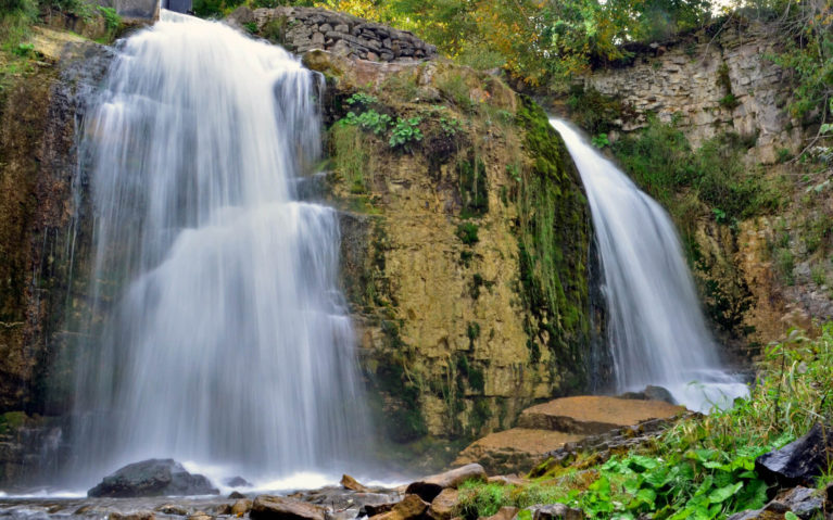 Walters Falls in Grey County :: I've Been Bit! Travel Blog