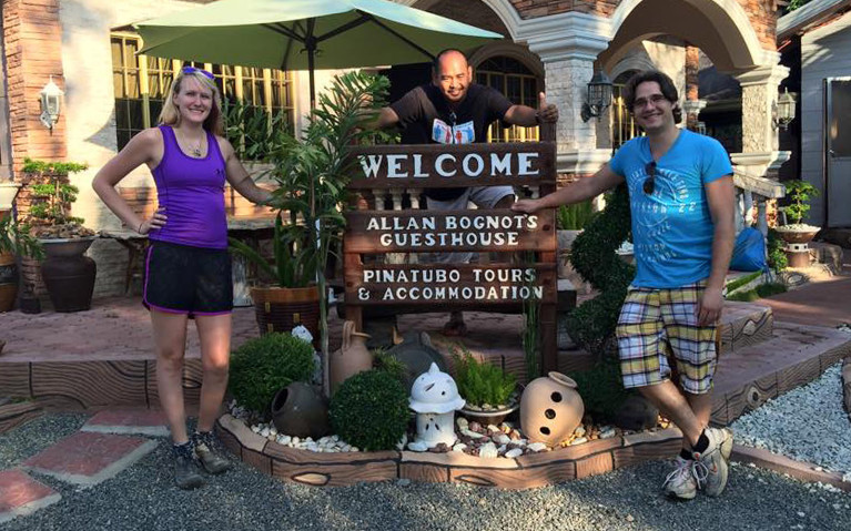 Ready To Tackle the Mt Pinatubo Tour :: I've Been Bit! A Travel Blog