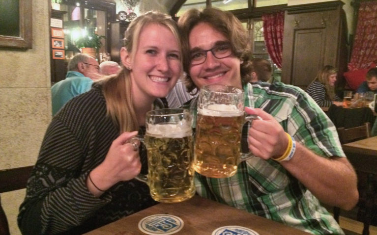Prost to Good Beer in Munich at the Augustiner Brauhaus! :: I've Been Bit! A Travel Blog