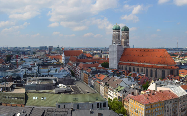 Some of the Best Views of the City, a Must-Do When Exploring Munich for Two Days! :: I've Been Bit! A Travel Blog