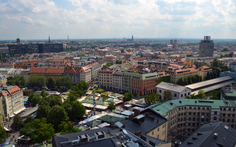 These Views are Not to Be Missed When Spending Two Days in Munich :: I've Been Bit! A Travel Blog