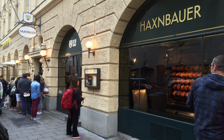 No Surprise About the Lineup for Haxnbauer! :: I've Been Bit! A Travel Blog