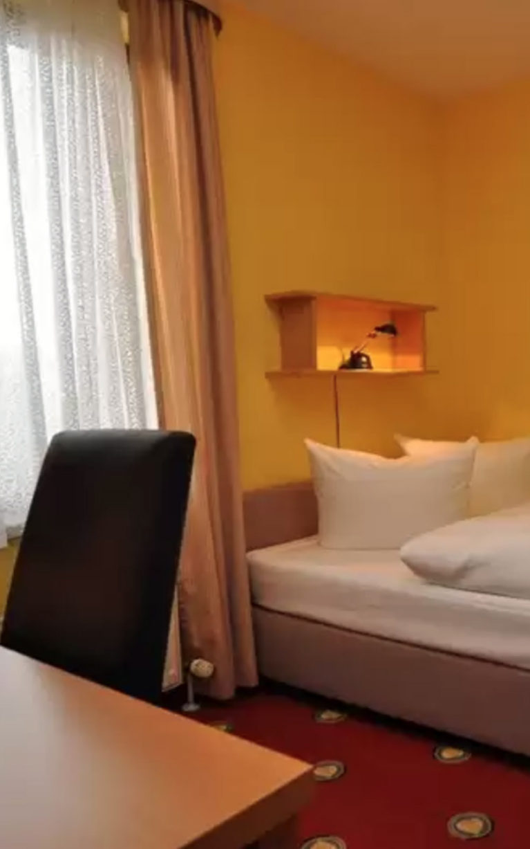 One of the Many Hotels in Munich :: I've Been Bit! A Travel Blog