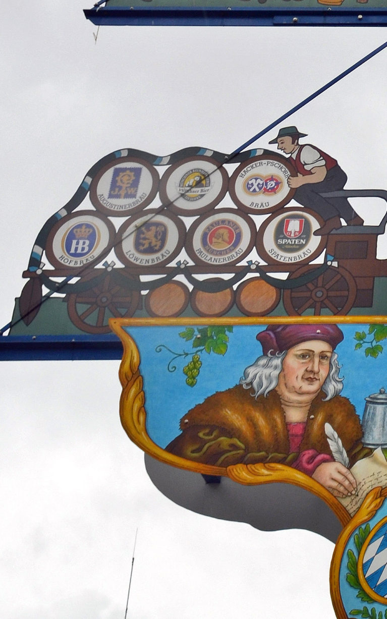 Munich's Original Breweries and the Purity Law :: I've Been Bit! A Travel Blog