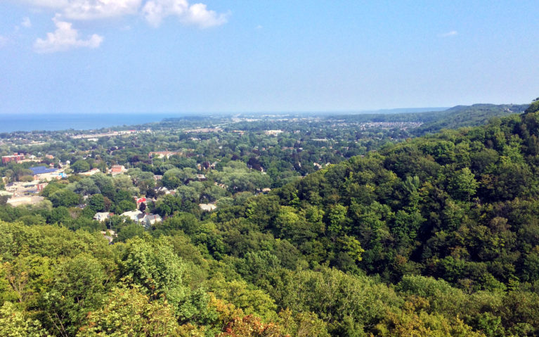 Summer Views from Beamer Memorial Conservation Area :: I've Been Bit! A Travel Blog