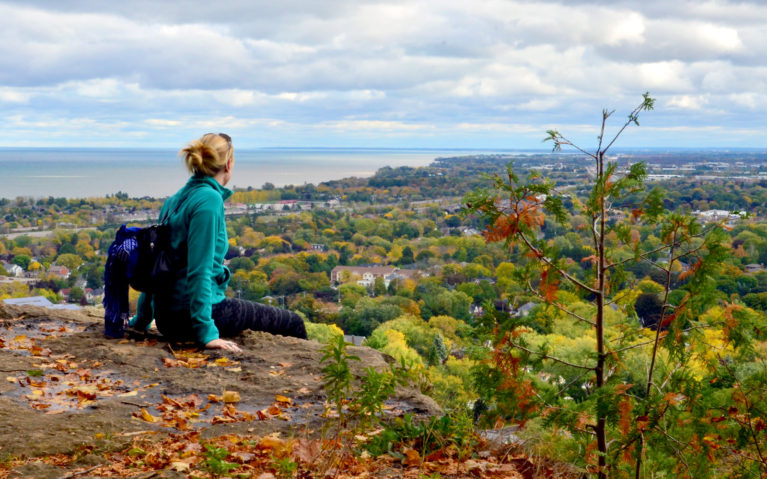 Autumn Views from Beamer Memorial Conservation Area :: I've Been Bit! A Travel Blog