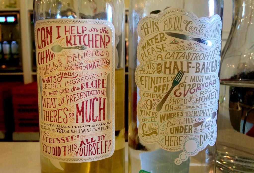 I've Been Bit! A Travel Blog :: Small Talk Vineyards