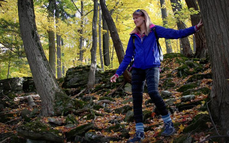 Hiking down the Niagara Escarpment :: I've Been Bit! A Travel Blog