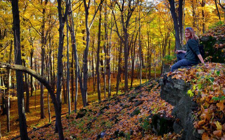 Lindsay Along the Niagara Escarpment :: I've Been Bit! Travel Blog