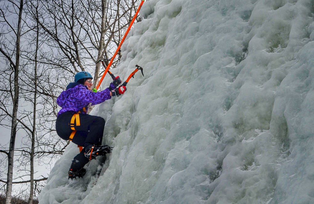 I've Been Bit! A Travel Blog :: Why You Should Try Ice Climbing