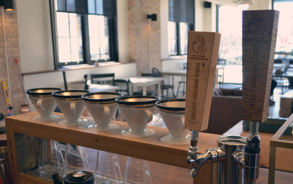 IveBeenBit.ca :: Smile Tiger Coffee Roasters
