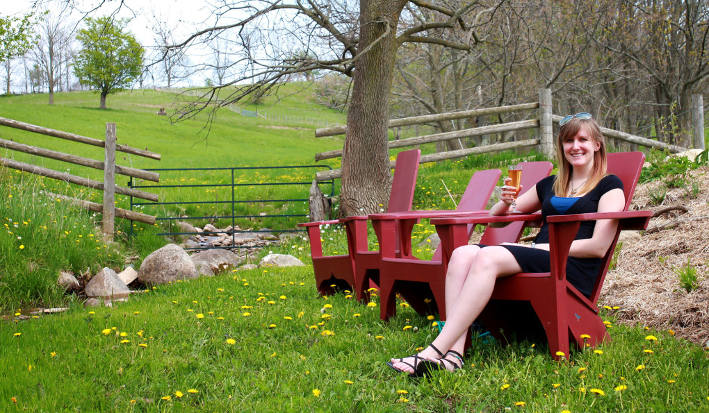 I've Been Bit! A Travel Blog :: Beaver Valley Orchard & Cidery