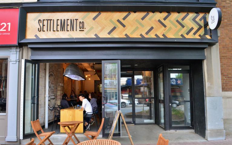 Settlement Co Uptown Waterloo :: I've Been Bit! A Travel Blog
