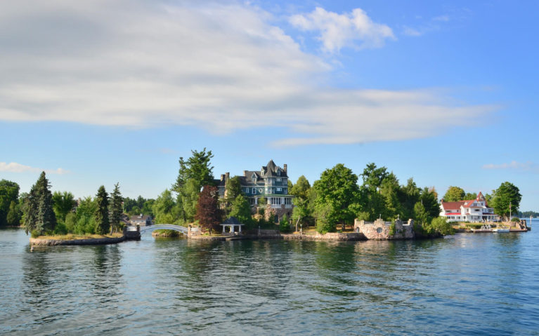 Views of the 1000 Islands on the Rockport Cruise :: I've Been Bit! Travel Blog