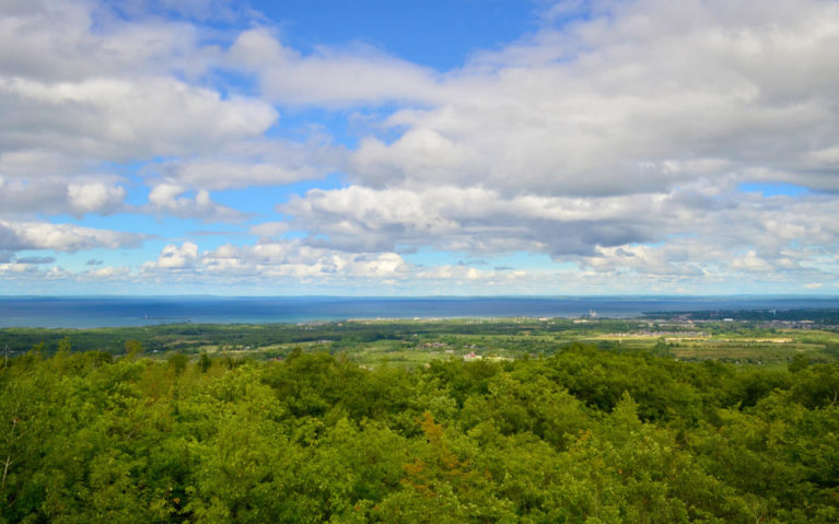 The Million Dollar View at Scenic Caves Nature Adventures :: I've Been Bit! Travel Blog