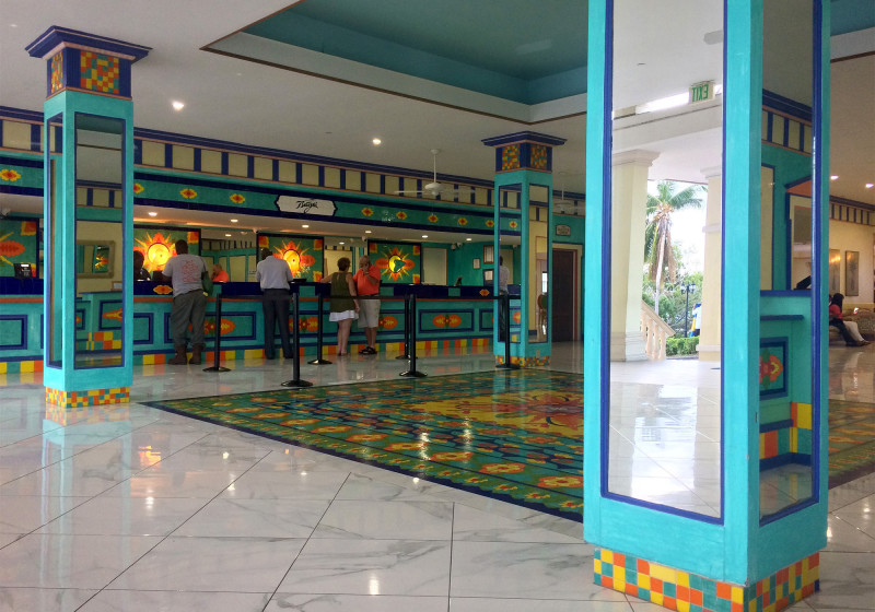 Checking In at the Superclub Breezes Resort Bahamas :: I've Been Bit! A Travel Blog