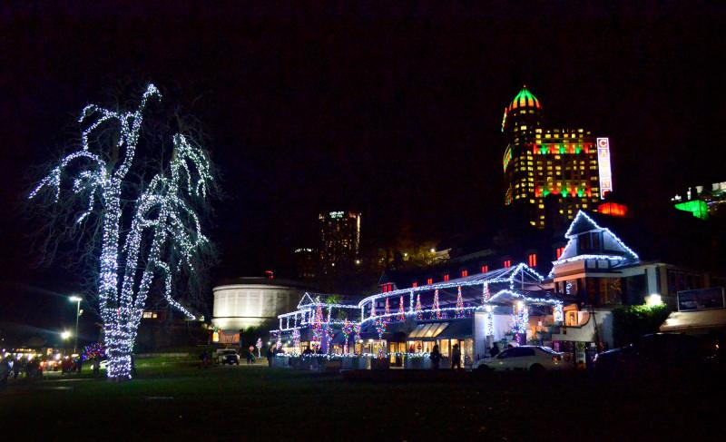 I've Been Bit! A Travel Blog - Winter Festival of Lights