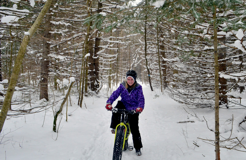 I've Been Bit! A Travel Blog :: Exhilarating Winter Excursions in Grey County