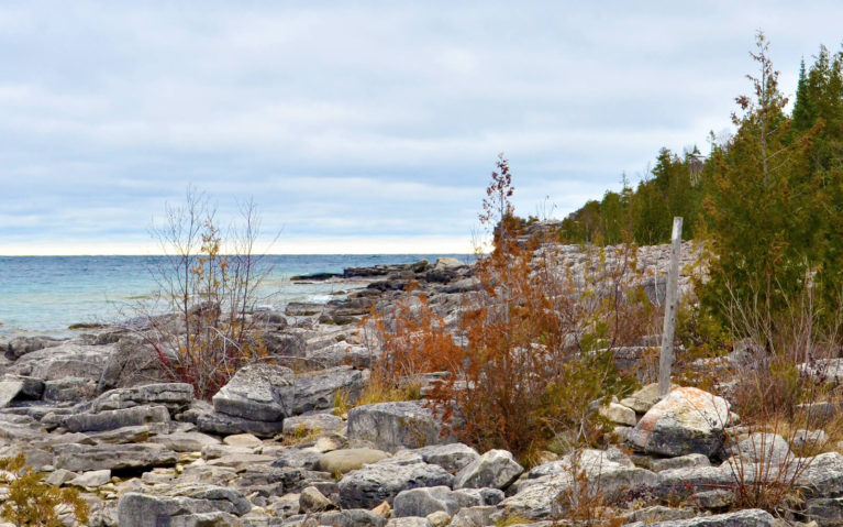 Views from the Shoreline Trail in Bruce Peninsula National Park :: I've Been Bit! Travel Blog