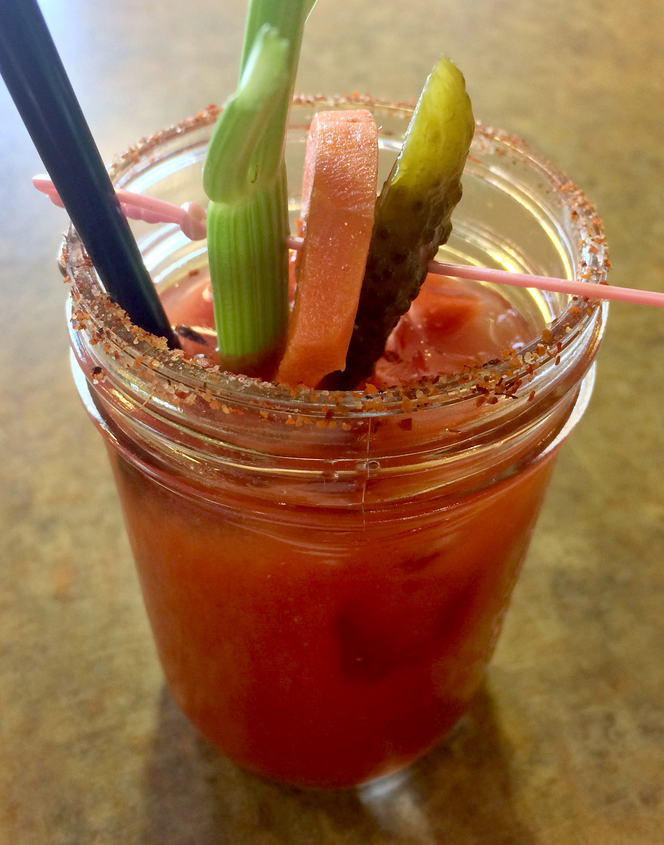 I've Been Bit! A Travel Blog :: Milwaukee Bloody Mary