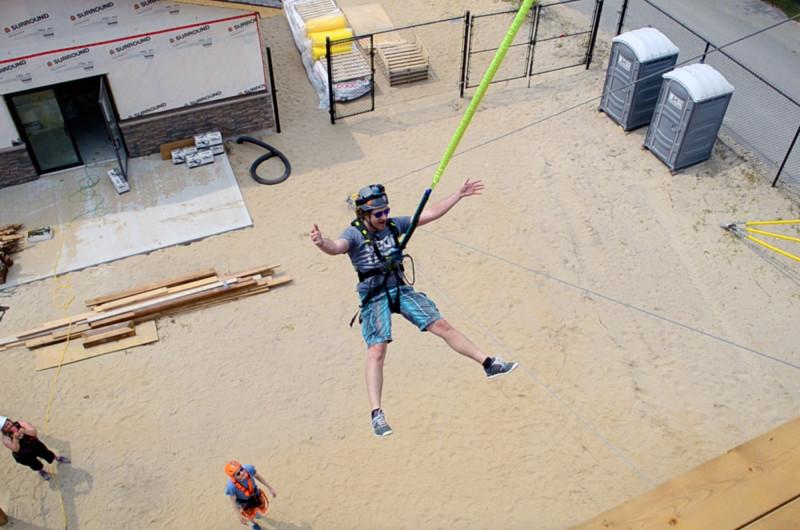 I've Been Bit! A Travel Blog :: Ascent Aerial Park