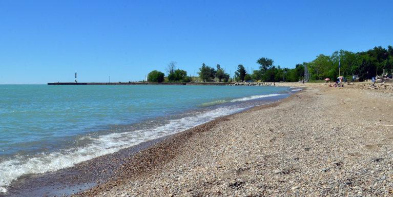 Bayfield Beach, a Blue Flag Beach on Lake Huron, Ontario :: I've Been Bit! Travel Blog