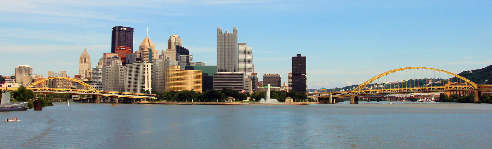 I've Been Bit! A Travel Blog :: Experience Pittsburgh Like a Boss in 48 Hours