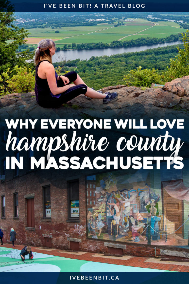 Whether you love hiking and the outdoors, great restaurants, fantastic craft beer, stellar shopping or are just looking for a quiet getaway - Northampton in Hampshire County, Massachusetts has you covered! | #Travel #UnitedStates #USA #HampshireCounty #Northampton | IveBeenBit.ca