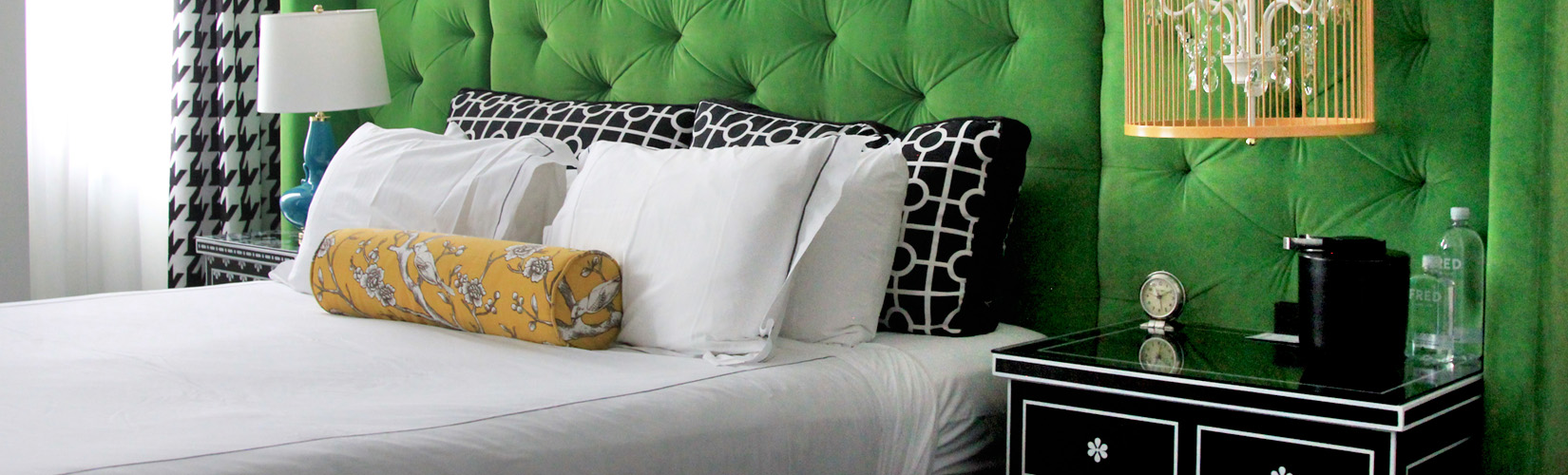 I've Been Bit! A Travel Blog :: Stay in Style at Pittsburgh's Kimpton Hotel Monaco