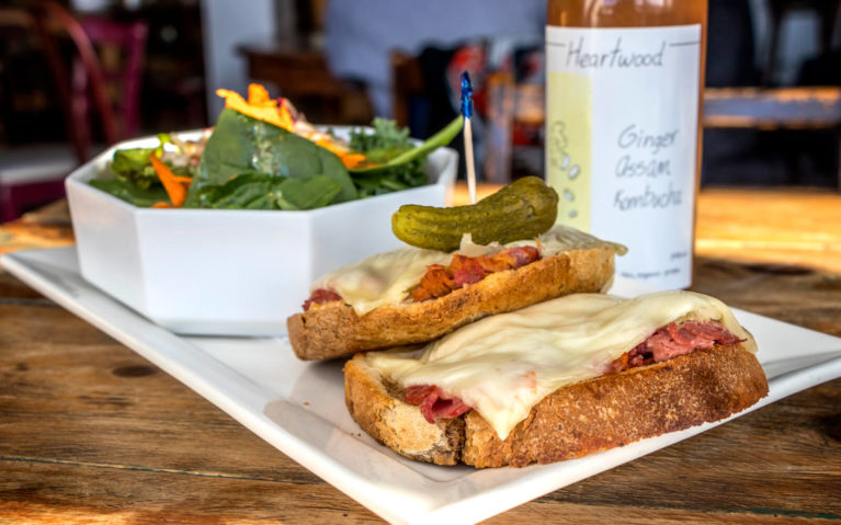 Lunch at La Fromagerie in Sudbury :: I've Been Bit! Travel Blog