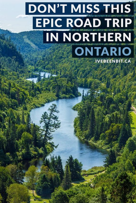 Ontario is full of beautiful places, especially in the north. What better way to explore them than with a Northern Ontario road trip? Check out my itinerary as you visit Sudbury, Sault Ste Marie and other places in between. This is one Canadian road trip you won't want to miss! | #travel #Canada #Ontario #LakeSuperior #Sudbury #SaultSteMarie #RoadTrip #Itinerary | IveBeenBit.ca
