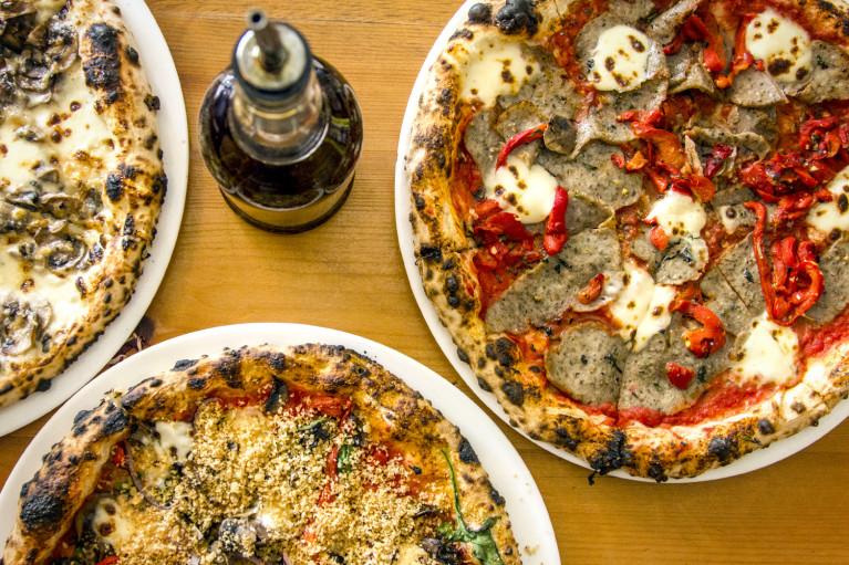 I've Been Bit! A Travel Blog - Grey County Autumn Adventures Bruce Wine Bar Fennel Pizza