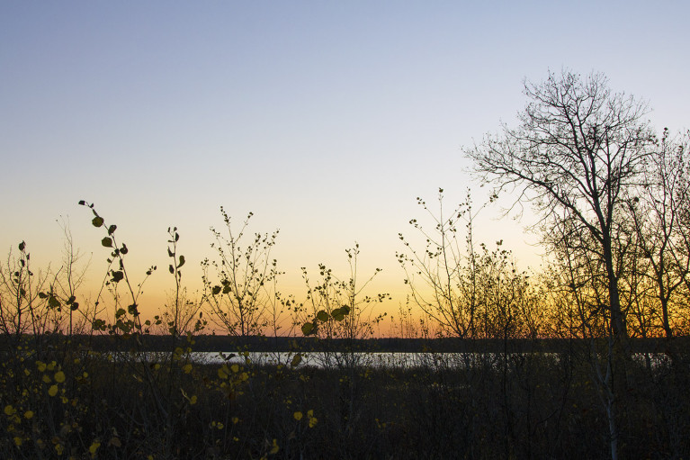 Lake Audy Sunset - 20+ Photos Guaranteed to Inspire a Manitoba Road Trip :: I've Been Bit! A Travel Blog
