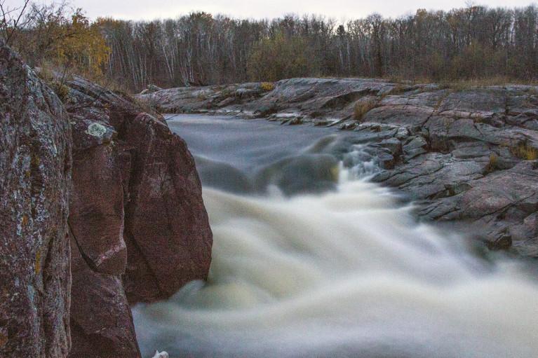Seven Sisters Falls - 20+ Photos Guaranteed to Inspire a Manitoba Road Trip :: I've Been Bit! A Travel Blog