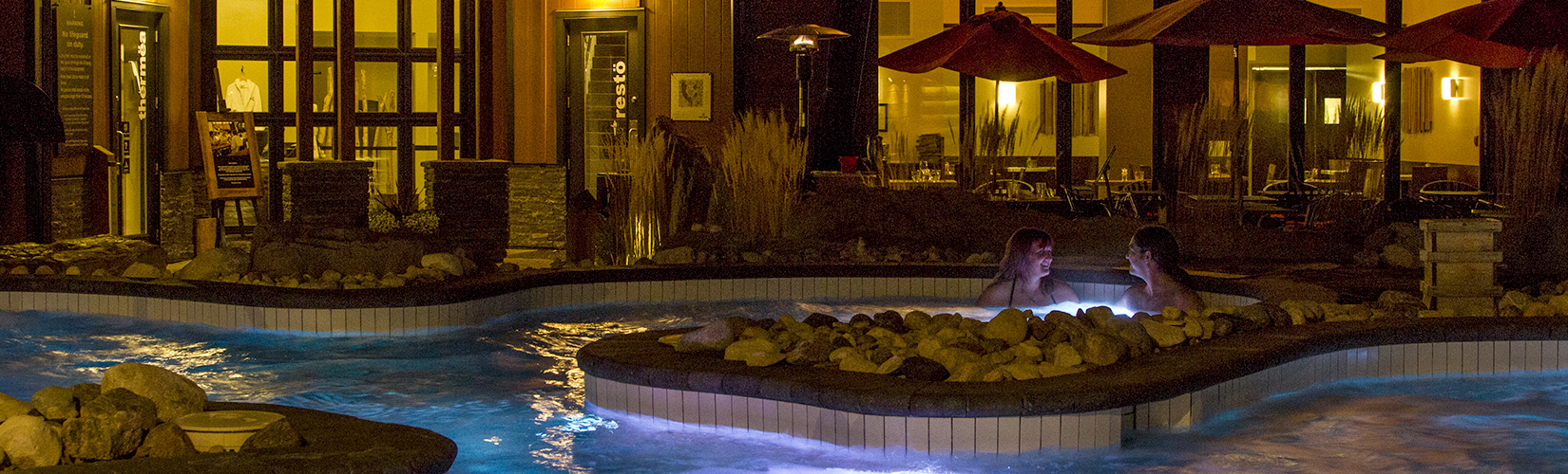 Thermëa by Nordik Spa-Nature - Winnipeg's Modern Oasis :: I've Been Bit! A Travel Blog