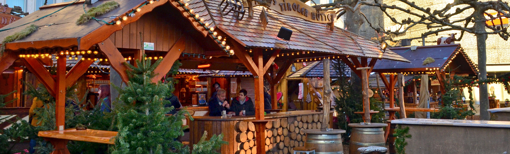at at Kassel Weihnachtsmarkt - A Fairy Tale German Christmas Market :: I've Been Bit! A Travel Blog
