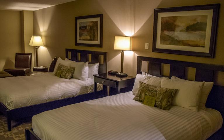 Our Premier Room at Hockley Valley Resort - A Girls Getaway :: I've Been Bit! A Travel Blog