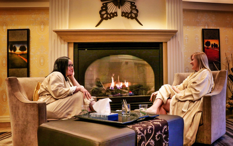 Girls Day at the Hockley Valley Spa :: I've Been Bit! A Travel Blog