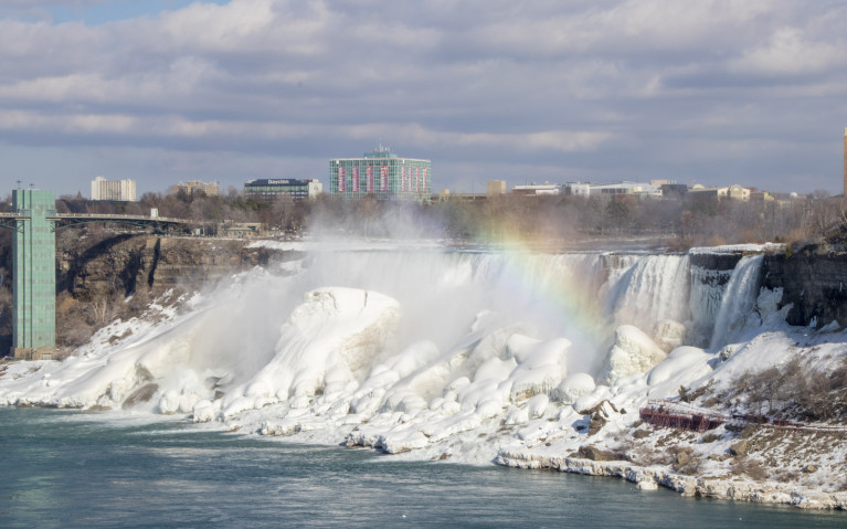 Niagara Falls American Side :: I've Been Bit! A Travel Blog