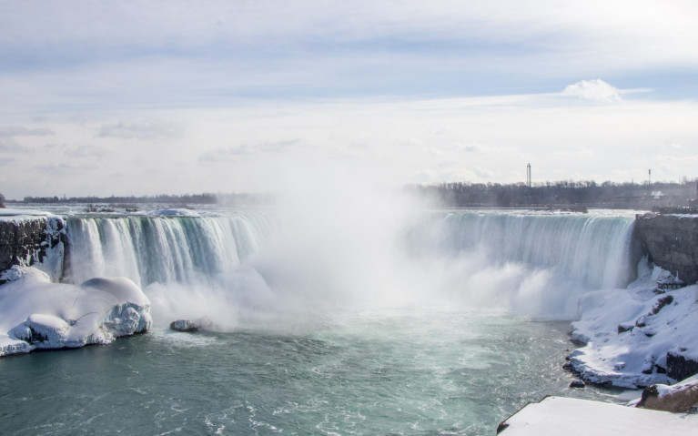 Niagara Falls from the Canadian Side :: I've Been Bit! A Travel Blog