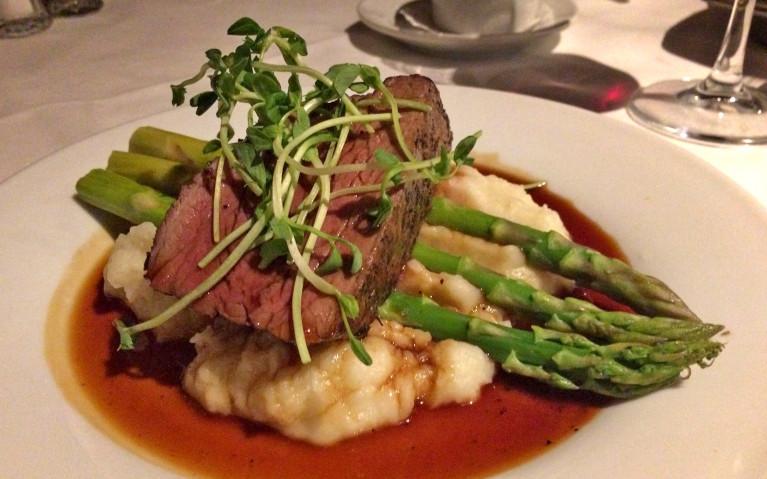 Dinner at Ruth Chris Steakhouse :: I've Been Bit! A Travel Blog