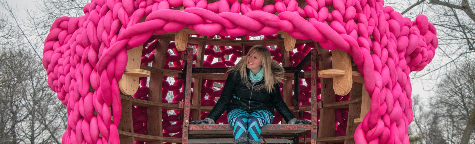 Winter Stations Toronto :: I've Been Bit! A Travel Blog