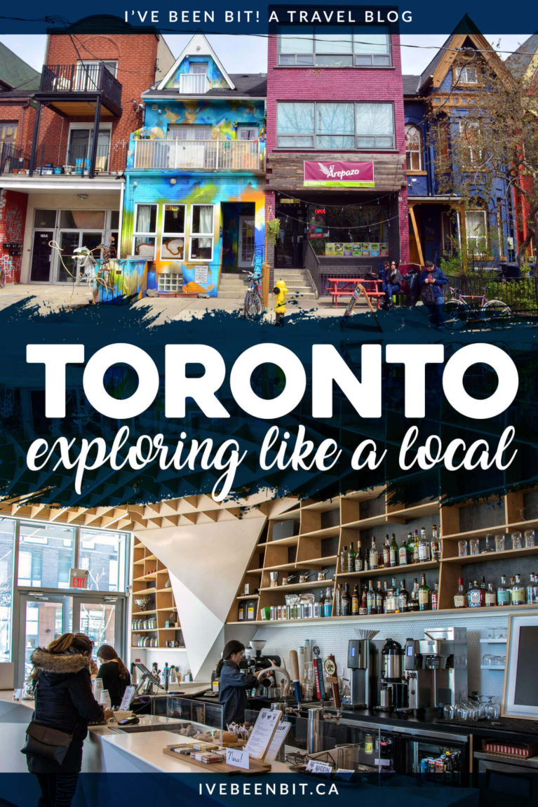 Toronto Ontario travel guide. Things to do in Toronto Canada. Local tips for Toronto, Ontario, Canada. | #Travel #Canada #Ontario #Toronto #LocalTips | IveBeenBit.ca