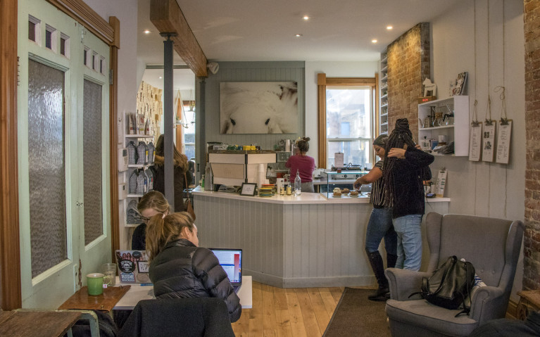 Looking for Good Places to Eat in Toronto? Choose FIKA! :: I've Been Bit! A Travel Blog