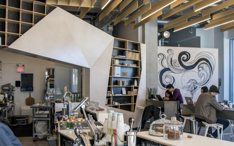 What to Do Around Toronto, Grab a Coffee at Odin :: I've Been Bit! A Travel Blog