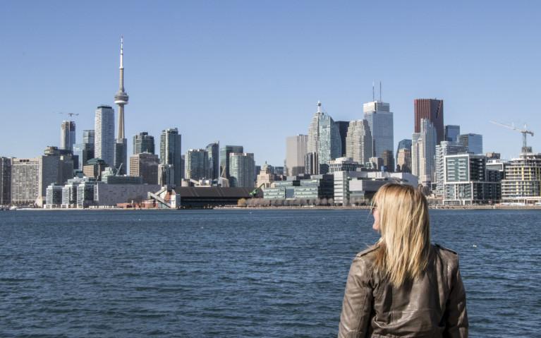 Best Way to See Toronto? One Place is Jennifer Kateryna Koval's'kyj Park :: I've Been Bit! A Travel Blog